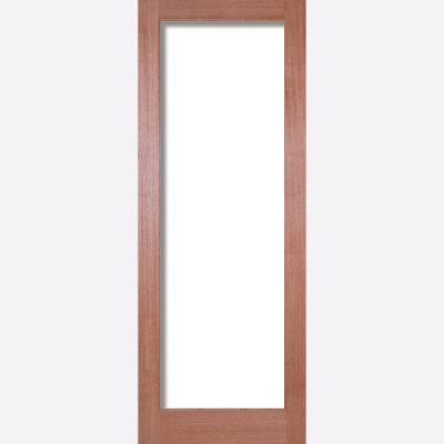 Hardwood Pattern 10 Unglazed Internal Door Wooden Timber - D...