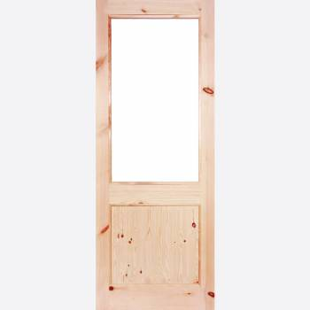 Redwood 2XG External Door Wooden Timber