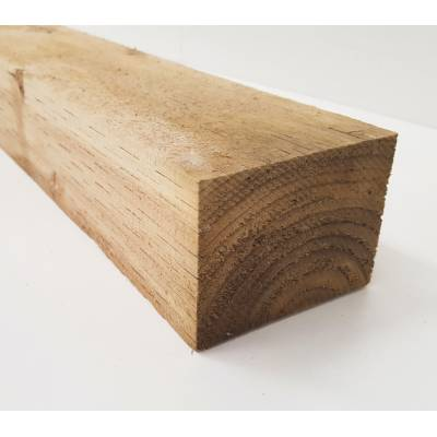 Treated Timber Sawn Post  Joist Pressure Fencing Decking Fen...