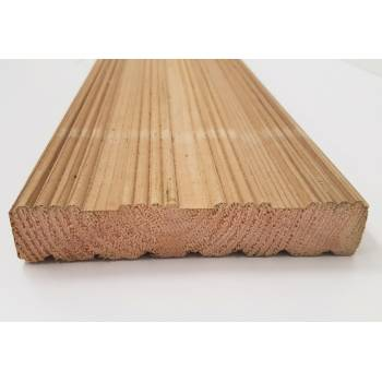 144x28mm Decking Board - Arbor