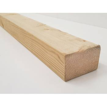 Regularised Treated Structural Graded Timber Joists 70x44mm 3x2""