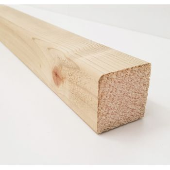 Regularised Treated Structural Graded Timber Joists 44x44mm 2x2""