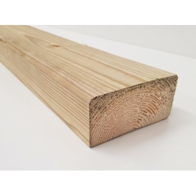 Regularised Treated Structural Graded Timber Joists 95x44mm ...