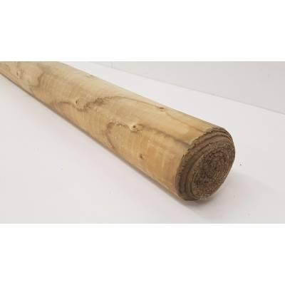 """60mm 2½"""" Round Pressure Treated Pole Timber - Length: ..."""