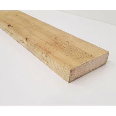 "Sawn Treated Wood Timber Post Wooden 75x25mm 3x1""  - Le..."
