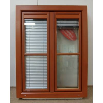 Aluminium Clad & Pine Window Tilt Turn 980x1250mm Double...