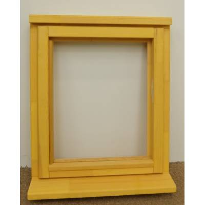 Wooden Timber Window Plain Casement Unglazed Softwood Jeldwe...