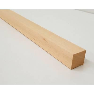 Hardwood PSE Timber Decorative Moulding  Beading Wooden Pla...