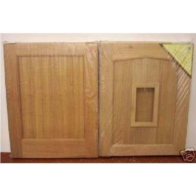 Hardwood Stable Door 1 Light M&T 50/50 M/B Wooden Timber...