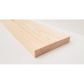 Planed Smooth Timber Wood Softwood Pine PSE PAR Various Lengths 120x20mm 5x1""