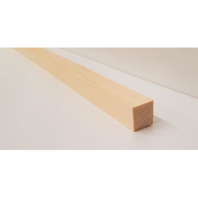15x15mm Pine PSE Timber Decorative Moulding 2.4m Beading Woo...