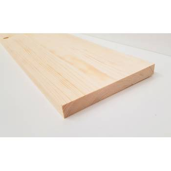 Planed Smooth Timber Wood Softwood Pine PSE PAR Various Lengths 167x20mm 7x1""