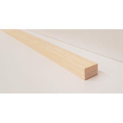21x15mm Pine PSE Timber Decorative Moulding 2.4m Beading Woo...