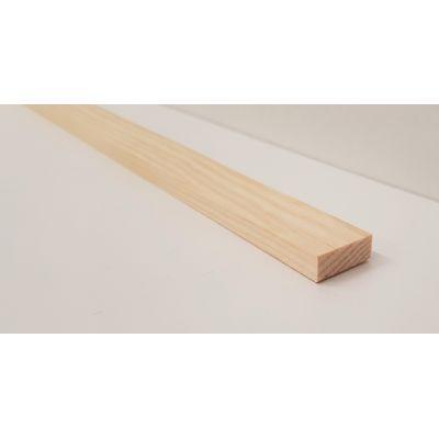 21x9mm Pine PSE Timber Decorative Moulding 2.4m Beading Wood...