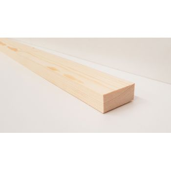 """Planed Smooth Timber Wood Softwood Pine PSE PAR Various Lengths 44x20mm 2x1"""""""