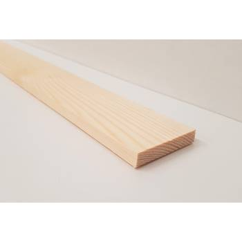 45x9mm Pine PSE Timber Decorative Moulding 2.4m Beading Wooden Planed Softwood