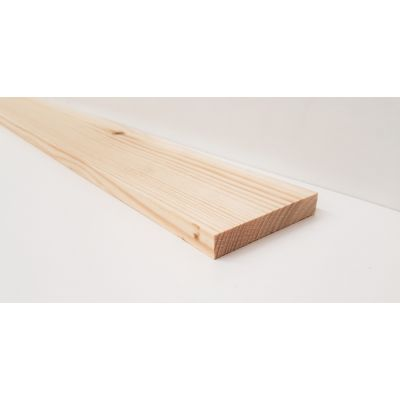 Planed Smooth Timber Wood Softwood Pine PSE PAR 2.4m 69x12mm...