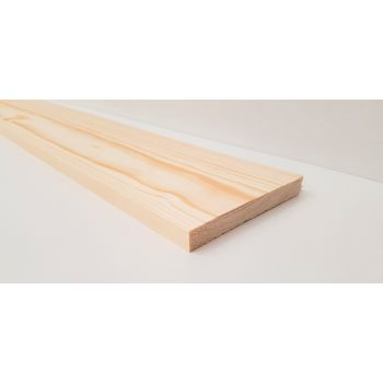 Planed Smooth Timber Wood Softwood Pine PSE PAR Various Lengths 94x12mm 4x½""