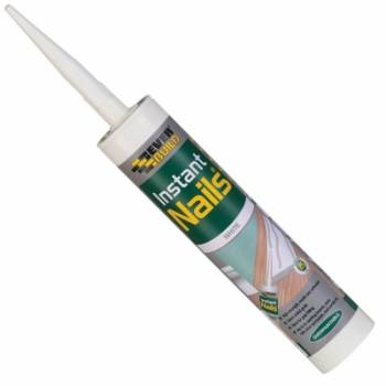 Nail Adhesive Glue Solvent Free DIY Strong Internal External Multi Purpose