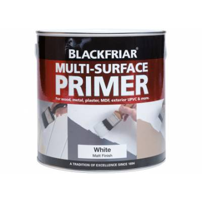 Multi Surface Primer Wood Metal Plaster MDF Hardwood Softwoo...