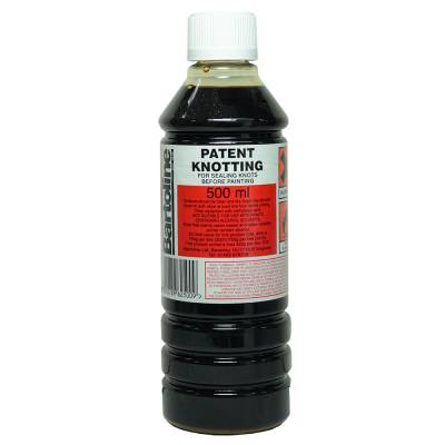 Patent Knotting Solvent Based Sealing Knots Paint Timber ...