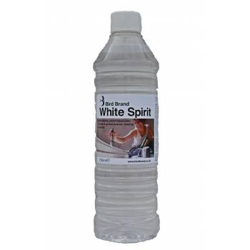 White Spirit Thinning Solvent General Purpose Cleaning Brush Cleaner Oil 750ml