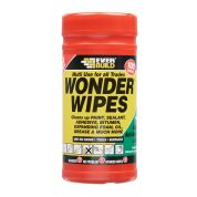 Wipe Wipes Wonder Hands Tools Surfaces Anti Bacterial Multi Use Clean Adhesive
