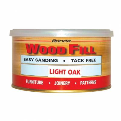 Wood Fill Filler Sanding Easy Mix Bonda Decorator 2 Mix Join...