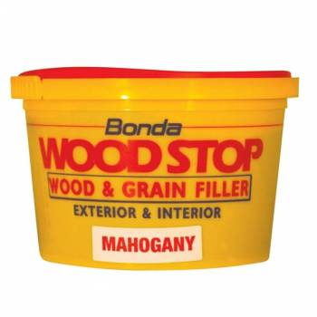Wood Grain Filler Exterior Interior Bonda Woodstop Hardwood Softwood Rapid Dry