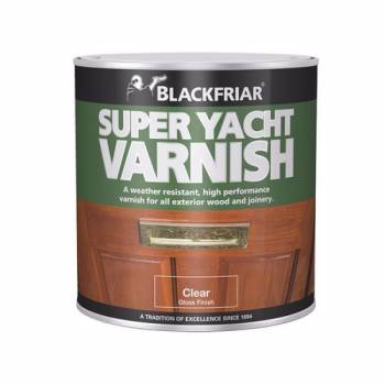 Super Yacht Varnish Exterior Tough Durable Solvent Buildings Yacht Boat Clear