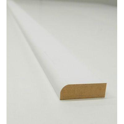Architrave Bullnose MDF Primed Various Lengths Door Frame 4...