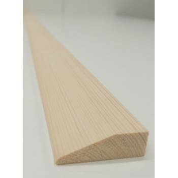 Architrave Timber Chamfer Wood Softwood Pine, Various Lengths 44x16mm 2""
