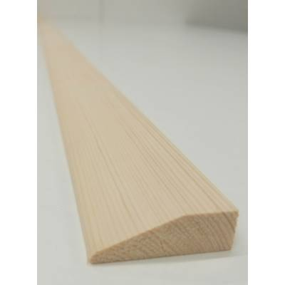 Architrave Timber Chamfer Wood Softwood Pine, Various Length...