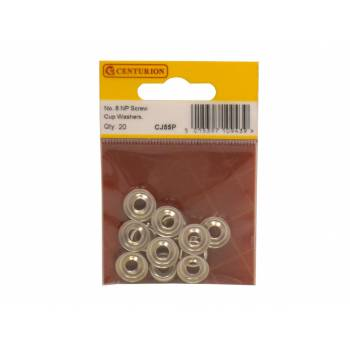 Screw Cup Washers No. 8 Steel Countersunk Screws Washer