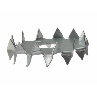 Dog Tooth Washer Zinc Plated Steel 50mm Timber Connector Joi...