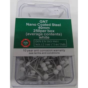 Nano Coated Steel Nails