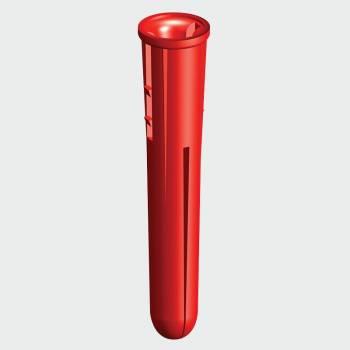 Plastic Plug Red