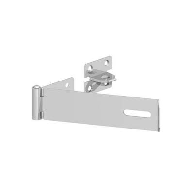 Zinc Plated Hasp and Staple Heavy Duty Safety Gate Door 115m...
