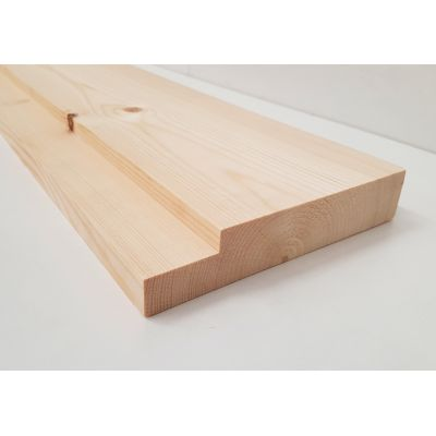 Softwood Internal Door Casing Wooden Timber 32mm 108mm 133mm...