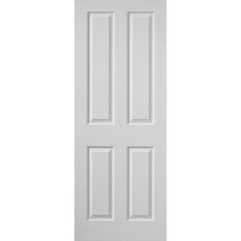 White Canterbury Fire Door
