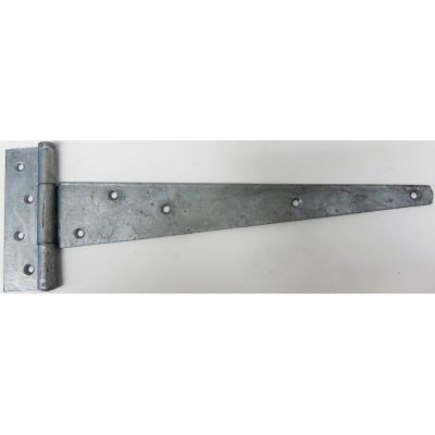 Galvanised Tee Hinge Scotch Weighty  Heavy Duty Shed Gate Hi...