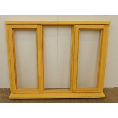 Wooden Timber Window Plain Casement Unglazed Softwood Jeldwen 1337x1045mm