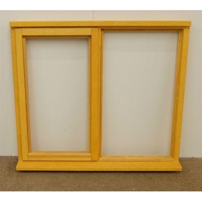Wooden Timber Window Plain Casement Unglazed Softwood Jeldwen 1195x1045mm - Handing (externally viewed):
