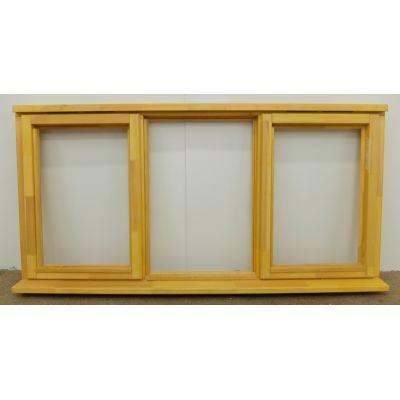 Wooden Timber Window Plain Casement Unglazed Softwood Jeld-wen 1765x895mm