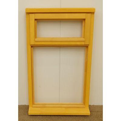 Wooden Timber Window Plain Casement Top Opening Unglazed Jeldwen 625x1045mm