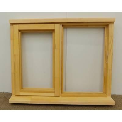 Wooden Timber Window Plain Casement Unglazed Softwood Jeldwen Jeld-wen 910x745mm - Handing (externally viewed):