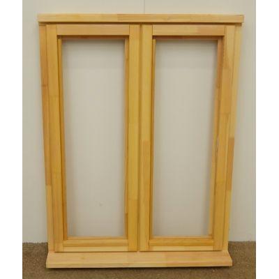 Wooden Timber Window Plain Casement Unglazed Softwood Jeld-wen 910x1195mm