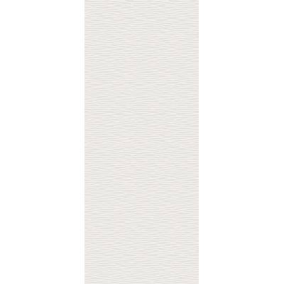 Ripple Interior Door White Contour Timber Wooden Pattern 3D ...