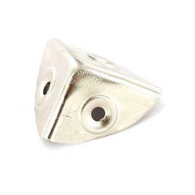 Case Corner Nickel Plated 22mm Metal Protector Strengthen Bo...