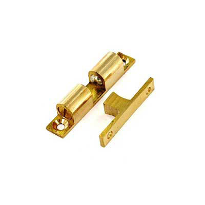 Double Ball Catch Pair Cabinet Cupboard Door Roller Latch 42...